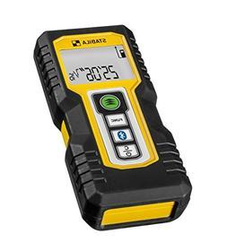 Stabila 06250 LD250BT Laser Distance Measuring Tool with Blu