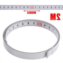 1/2/3/5M Self Adhesive Miter Saw Track <font><b>Tape</b></fo
