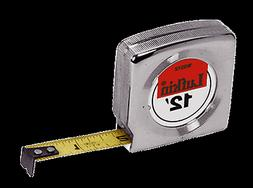 "1/2"" x 12' Mezurall Lufkin Tape Measure"
