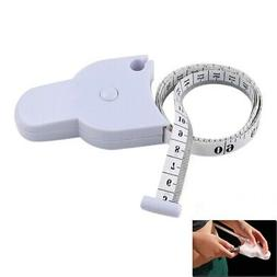 1.5m Useful Measuring Tape Retractable Imperial Metric Sewin