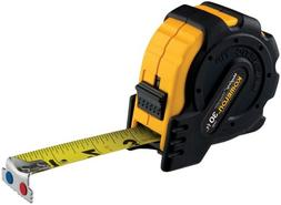 Komelon USA 416-7430 1 Inchx 30' Steel Tape Measure Mag Grip