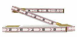 Apex Tool Group 1066D Engineers Scale Wood Folding Rule