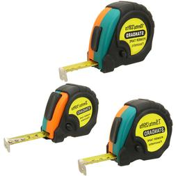 10ft, 25ft or 33ft Power Tape Measure Auto Lock