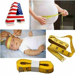 120''  Tailor Seamstress Cloth Body Ruler Tape Measure Sewin