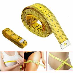 "120"" Soft Measuring Tape Cloth Body Ruler Tailor Measure Sea"