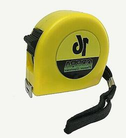16' Lockable 5/8 wide tape measure with inch and mm cm measu