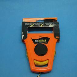 """Lufkin 1703D Hi-Viz Linear Reel Tape Measure 1/2"""" x 50 Ft De"""