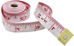 1pcs Body Measuring Ruler Sewing Cloth Tailor Tape Measure S