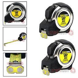 "2 Pack Maxcraft 60403 16' FT x 3/4"" Auto Locking Tape Measur"