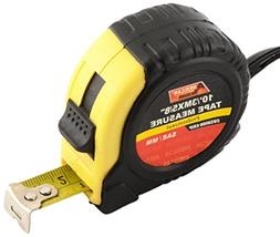 "ATE Pro. USA 20035 3 m Measuring Tape, 1/2"" by 10'"