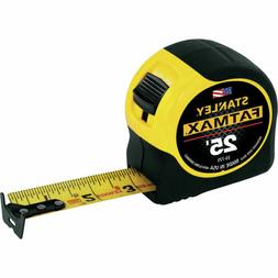 Stanley 25 ft. FATMAX® Classic Tape Measure #33-725 - NEW -