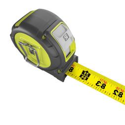 25 ft. Measuring Tape Overmold and Wireform Belt Clip