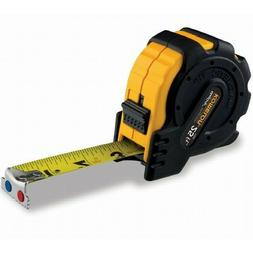 Komelon 25' Magnetic Tip Tape Measure The Gripper 7092