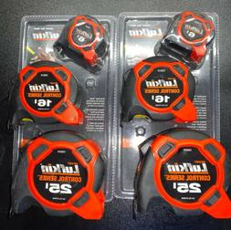 2x Lufkin Control Series Tape Measure Bonus Pack NEW CS85251