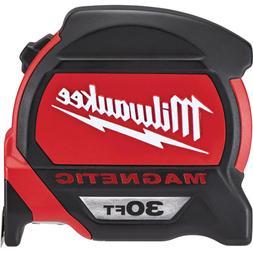 Milwaukee Elec Tool 3 Packs 30' Magnet Tape Measure