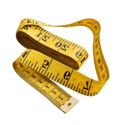 """300CM 120"""" Flat Tape Measure for Tailor Sewing Cloth Soft Bo"""