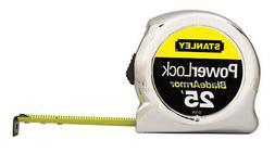 STANLEY 33-525 25 ft. PowerLock™ BladeArmor® Tape Measure