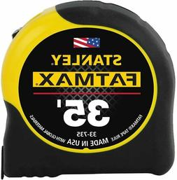 Stanley Hand Tools33-735 35-Feet-by-1-1/4-Inch FatMax Tape R