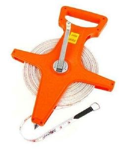 300 FT OPEN REEL LONG DISTANCE MEASURING TAPE CORE Contracto