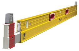 Stabila 35712 Type 106T 7 to 12-foot Expandable Plate Level
