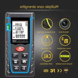 40/60/80/100M SNDWAY Distance Meter Rangefinder trena tape M