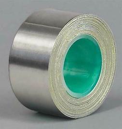 3M 420 Foil Tape,3/4 In. x 5 Yd.,Dark Silver