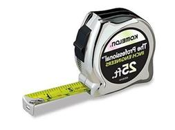 Komelon 425IEHV High-Visibility Professional Tape Measure Bo