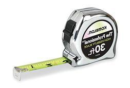Komelon 430HV High-Visibility Professional Tape Measure, 30-