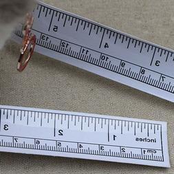 45 90cm vinyl self adhesive metric measure