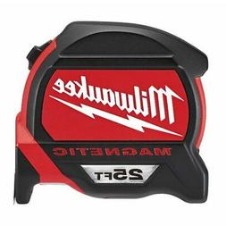Milwaukee 48-22-7125 - Magnetic Tape Measure - 25 Feet