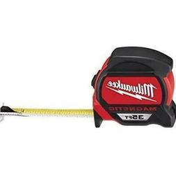 Milwaukee 48-22-7135 35 Ft Heavy Duty Magnetic Tape Measure