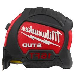Milwaukee 48-22-9916 16-Foot Reinforced Impact Resistant Stu