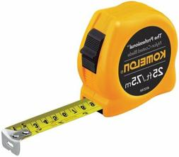 Komelon 4925IM The Professional 25-Foot Inch/Metric Scale Po