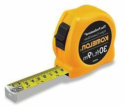 Komelon 4930IM The Professional 30-Foot Inch/Metric Scale Po