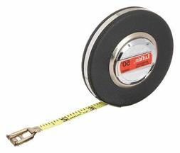 Crescent Lufkin 50 ft. Steel SAE Engineers Long Tape Measure