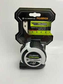 Komelon 52416 16ft. Powerblade II Tape Measure