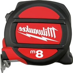 Milwaukee 48-22-5308 8M Magnetic Tape Measure