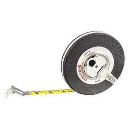 "STARRETT 530CI-600 50 ft. Long Tape Measure, 3/8"" Blade, 1/1"