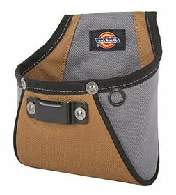 Dickies Work Gear 57101 Rigid Nail/Screw Work Pouch with Tap
