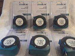 6 pack ANVIL 25 ft Tape Measure  sku# 719 217 Brand New