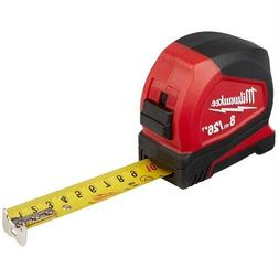 Milwaukee 48-22-6626 8M/26FT COMPACT TAPE MEASURE