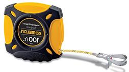 Komelon 7100 MagGrip Gripper 3/8in X 100Ft Measuring Tape