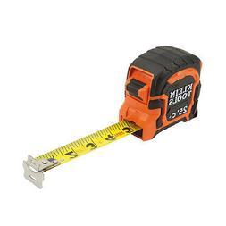 Klein Tools 86225 25 Foot Magnetic Double Hook Tape Measure