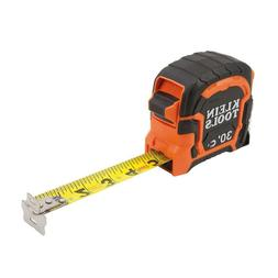 Klein Tools 86230 30' Double Hook Magnetic Tape Measure