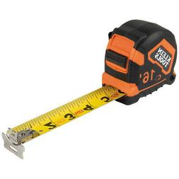 Klein Tools 9216 Magnetic Double-Hook 16' Tape Measure