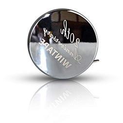 Wintape 20th Anniversary Especial Mini Silver Circular Stain