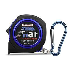 ASSIST 16ft Power Tape Measure Professional Inches and Metri