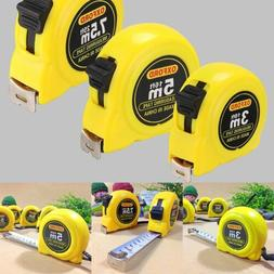 Auto FT Metre Tape Measure Builder Measuring Tape Locking Ta