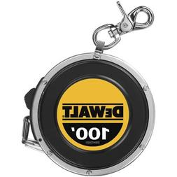 DeWalt DWHT34201 100 ft. Auto Retractable Long Tape with Bla