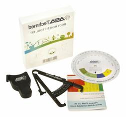 Body Health Toolkit - Body Fat Caliper Body Tape Measure BMI
